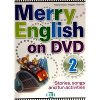 Merry English 2 + DVD