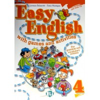 Easy English with Games and Activities 4 + CD