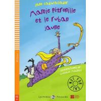 Mamie Petronille et le Ruban Jaune A0 Livre + CD