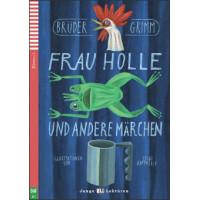 Frau Holle und andere Marchen A1 + CD