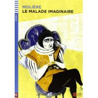 Le Malade Imaginaire A1 Livre + CD
