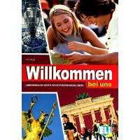 Wilkommen Buch + CD