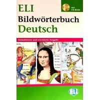 New ELI Deutsch Picture Dictionary + CD-ROM
