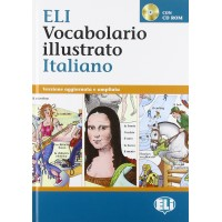 New ELI Italiano Picture Dictionary + CD-ROM