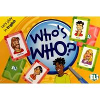 Who's Who? A2