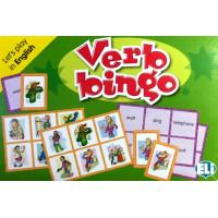 Verb Bingo A1