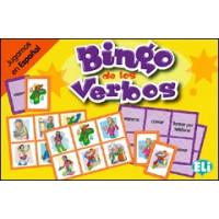 Bingo de los Verbos A1