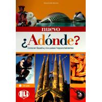 Nuevo Adonde Libro + CD