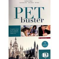 PET Buster SB + CD
