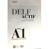 DELF Actif A1 Junior Guide