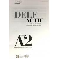 DELF Actif A2 Junior Guide