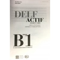 DELF Actif B1 Junior Guide