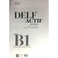 DELF Actif B1 Tous Publics Guide
