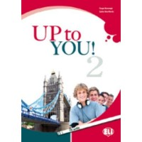Up to You! 2 A1/B1 Activity Book + CD