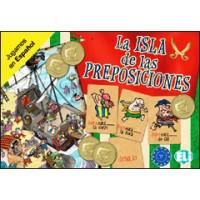 La Isla de las Preposiciones A1