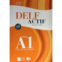 DELF Actif A1 Junior + CD