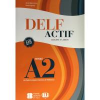 DELF Actif A2 Junior + CD