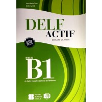 DELF Actif B1 Junior + CD