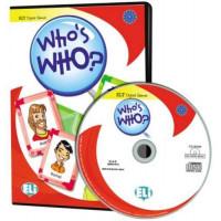 Who's Who? A2 Digital Ed. CD-ROM