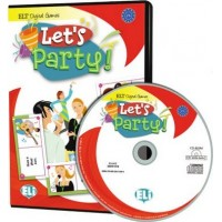 Let's Party! A2/B1 Digital Ed. CD-ROM