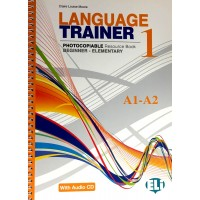 Language Trainer 1 A1-A2 Photocopiable + CD