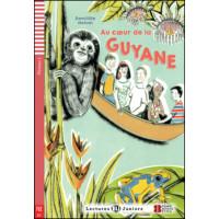 Au Coeur de la Guyane A1 + CD