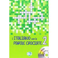 Nuovo L'Italiano con le Parole Crociate 2 + CD-ROM