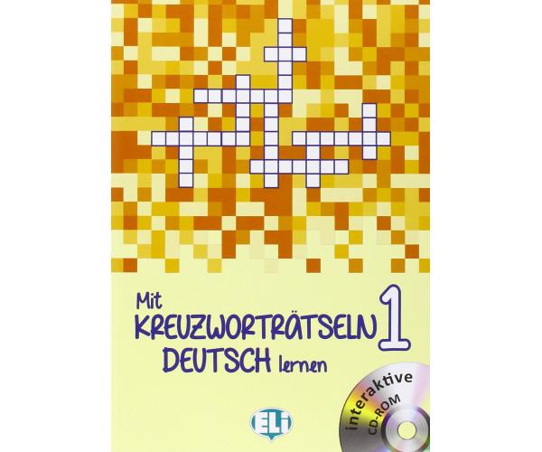 Neu Mit Kreuzwortratseln Deutsch Lernen 1 + CD-ROM