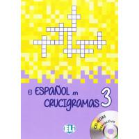 Nuevo El Espanol en Crucigramas 3 + CD-ROM
