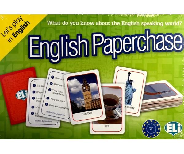 English Paperchase A2