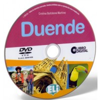 Duende Digital Book DVD-ROM (Audio, Video)