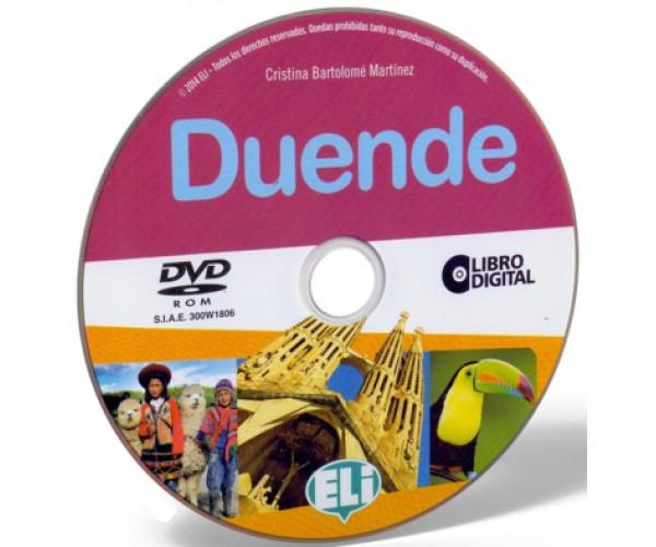 Duende Digital Book DVD-ROM (Audio, Video)