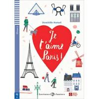 Je T'aime Paris! A2 + CD