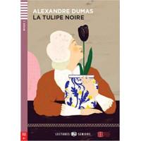La Tulipe Noire B1 Livre + CD