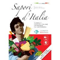 Sapori d'Italia! A2/B1 + CD Nuova Ed.