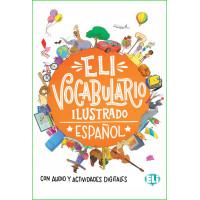 ELI Espanol Vocab. Ilustrado A1/A2 + Digital Audio & Activities