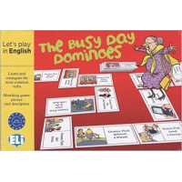 The Busy Day Dominoes A2/B1 New