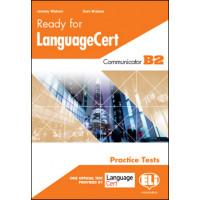 Ready for Language Cert Communicator B2 Practice Tests SB