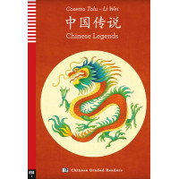 Chinese Legends Level 3 + Audio Downloadable