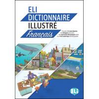 ELI Illustre Dictionnaire Francais A2/B2 + Livre Numerique
