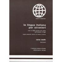 La Lingua Italiana per Stranieri Medio Libro