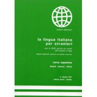 La Lingua Italiana per Stranieri Superiore Libro