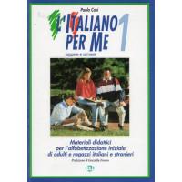 l'italiano per me 1