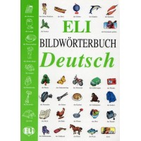 ELI Deutsch Picture Dictionary Book
