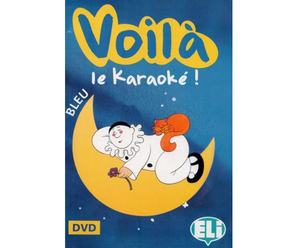 Voila le Karaoke Bleue DVD