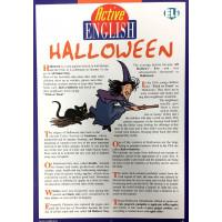 Active English Subject Halloween