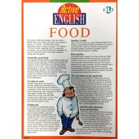 Active English Subject Food