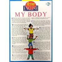 Active English Subject My Body