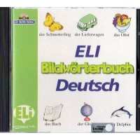 ELI Deutsch Picture Dictionary CD-ROM