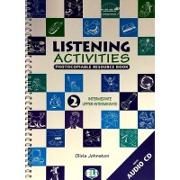 Listening Activities 2 Photocopiable + CD